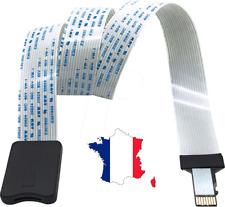 Rallonge / prolongateur pour lecteur de carte micro SD. 25cm ou 48cm