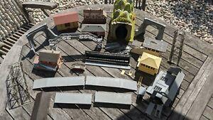 Model railways Buildings  job lot of Hornby, Airfix Plus others