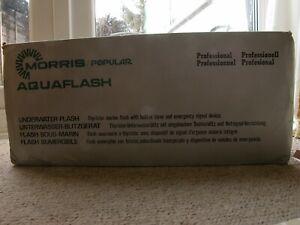 Morris/Nikonos Aquaflash Underwater electronic flash ( near mint condition)