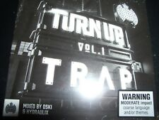Turn Up Trap Vol 1 Ministry Of Sound 2 CD Mixed By Oski & Hydraulix – New