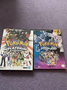 Pokemon Strategy Guide Diamond/Pearl and Platinum Version