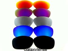 Replacement Lenses For Oakley Pit Bull Sunglasses Black&Blue&Gray&Purple&Red