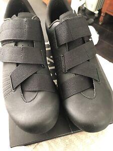 Fizik Tempo Black Size 47 Cycling Shoes