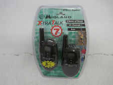 NEW Midland GXT-200 Extra Talk 22 Channel 7 Mile Range Two Way Radios FRS/GMRS