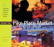 Inside the Pike Place Market (Seattle WA), , Good Condition, Book