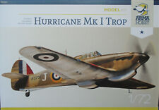 Arma Hobby 1/72 AH70021 Hawker Hurricane Mk.I Tropical  (Junior)  Model kit