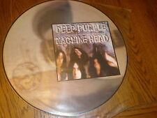 Deep Purple PICTURE DISC Machine Head