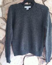 Pandemonium Women's M Dark Gray Wool Long Sleeve Sweater