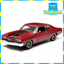 1:43 Greenlight - Fast & Furious (2009) - 1970 Chevy Chevelle - DOMS MOVIE