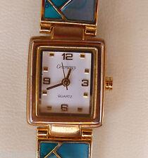 Gramercy Quartz Reloj para mujer, De Batería, Movimiento Japonés