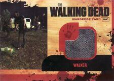 Walking Dead Season 1 Walker M16 Costume Card