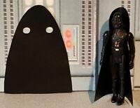 NICE REPRO Black Vinyl Cape for your 1977 Darth Vader Vintage Star Wars