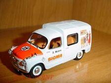 SIATA FORMICHETTA (SEAT 600 D) FIAT -SIGMA- 1:43 1960