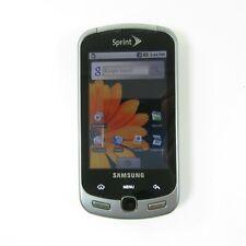 Samsung Moment SPH-M900 - Black (Boost Mobile or Tello) Smartphone