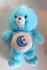 "2003 Modern Care Bears-Bedtime Bear - 13"" Peluche Toy (HB6)"