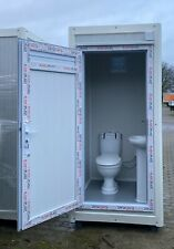 NEU WC Duschcontainer Sanitärcontainer WC Container, Toilettencontainer