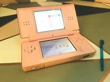 NINTENDO DS Lite Pink Handheld System Games Console Main Unit FAST DISPATCH