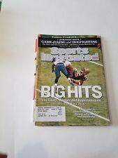 Big Hits- Reggie Bush & Sheldon Brown - Sports Illustrated - 7/30/2007