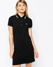 cherrie424: Fred Perry Twin Tipped Polo Dress