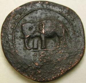 CEYLON 1/48 Rixdollar ~1801-1816 - Copper - VF- 355 ¤