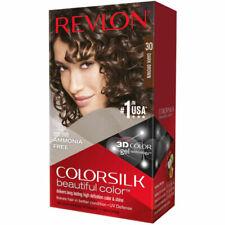 Revlon ColorSilk Permanent Hair Color - Dark Brown
