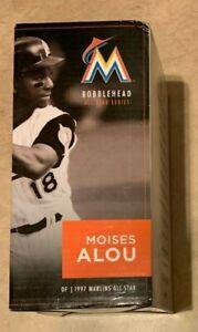 Moises Alou Miami Florida Marlins All Star Bobble Head NEW in original box