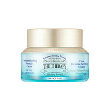 [The Face Shop] The Therapy Moisture Blending Formula Cream - 50ml / Free Gift
