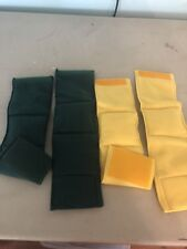 4-male Dog Belly Bands Size MED  Waist. 13-15 No Inserts. Leak Proof.