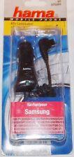KFZ-LADEKABEL SAMSUNG SGH-C170 D520 800 820 830 840 ETC. NEU QUICK CHARGE 11-30V