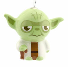 Star Wars Hallmark Yoda Christmas Ornament Disney Lucas Films Jedi Master