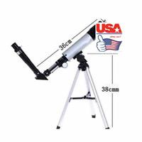 60x Refractor Space Astronomical Telescope 36050 W/ Tripod Outdoor Sport
