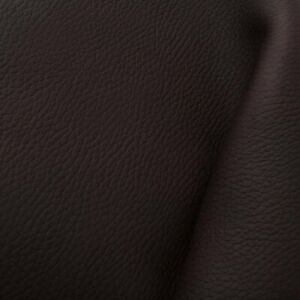 Leather Oil Tanned Project Piece Grunge Burgundy Brown 7.2 Sq Ft 5 1/2 oz