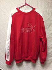 Vintage 2000 Puma XXL Pullover Sweatshirt (NWT)