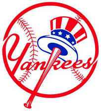 NEW YORK YANKEES Vinyl Decal / Sticker ** 5 Sizes **