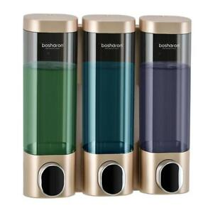 Wall Mountable Liquid Soap Dispenser