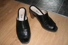 Negro Zapatos De Mujer Clarks