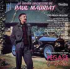 Paul Mauriat - Too Much Heaven & bonus tracks - CDLK4600