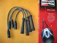 RENAULT CLIO II  1.6i (98-)NEW TRIPLE SILICONE PERFORMANCE IGNITION LEADS