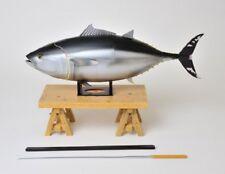 Tuna puzzle demolition figure black tuna 1.2 Kg Bigtuna demolition puzzle 33cm