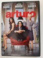 Arturo (Commedia 2011) DVD film di Jason Winer. Con Russell Brand