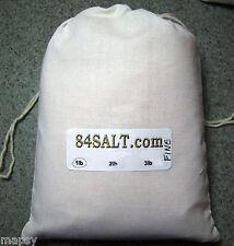 Gift Bag 1 Lb. Fine Organic Pink Crystal Himalayan Salt Gourmet FDA Kosher