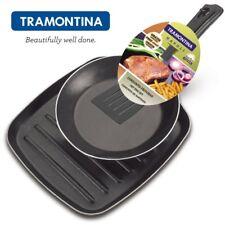 TRAMONTINA ® 2 Grillpfanne Bratpfanne Antihaftbeschichtete Aluminium 20199083