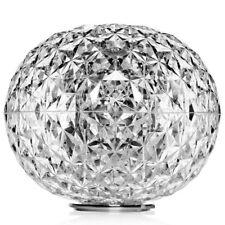 Planète, lampe de table Transparent, Plastique, Kartell