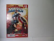 All New Captain America #1 (2015 Marvel) 1St Sam Wilson Nm