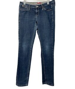 Converse One Star Jeans Women's 10 The Skinny Blue Dark Wash Fit 3