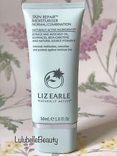 Liz Earle Skin Repair Moisturiser ~ Normal Combination Skin 50ml ~ Full Size