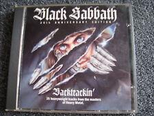 Black Sabbath-Backtrackin CD-20th Anniversary Edition-1989 France-Rock-15 Tracks