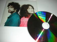 Joan as Police Woman & Benjamin Lazar Davis - Broke Me in Two - Single track