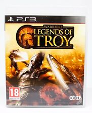 WARRIORS LEGENDS OF TROY - PLAYSTATION 3 PS3 PLAY STATION 3 - PAL ESPAÑA