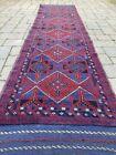 Beautiful Vintage P*E*R*S*I*A*N Meshwani Runner, Decorative Rug, Hall Carpet